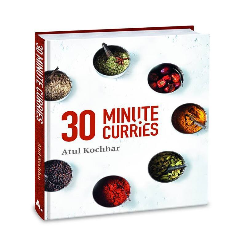 30 Minute Curries Atul Kochhar Cookbook
