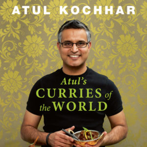 Atul Kochhars cookbook Curries of the World