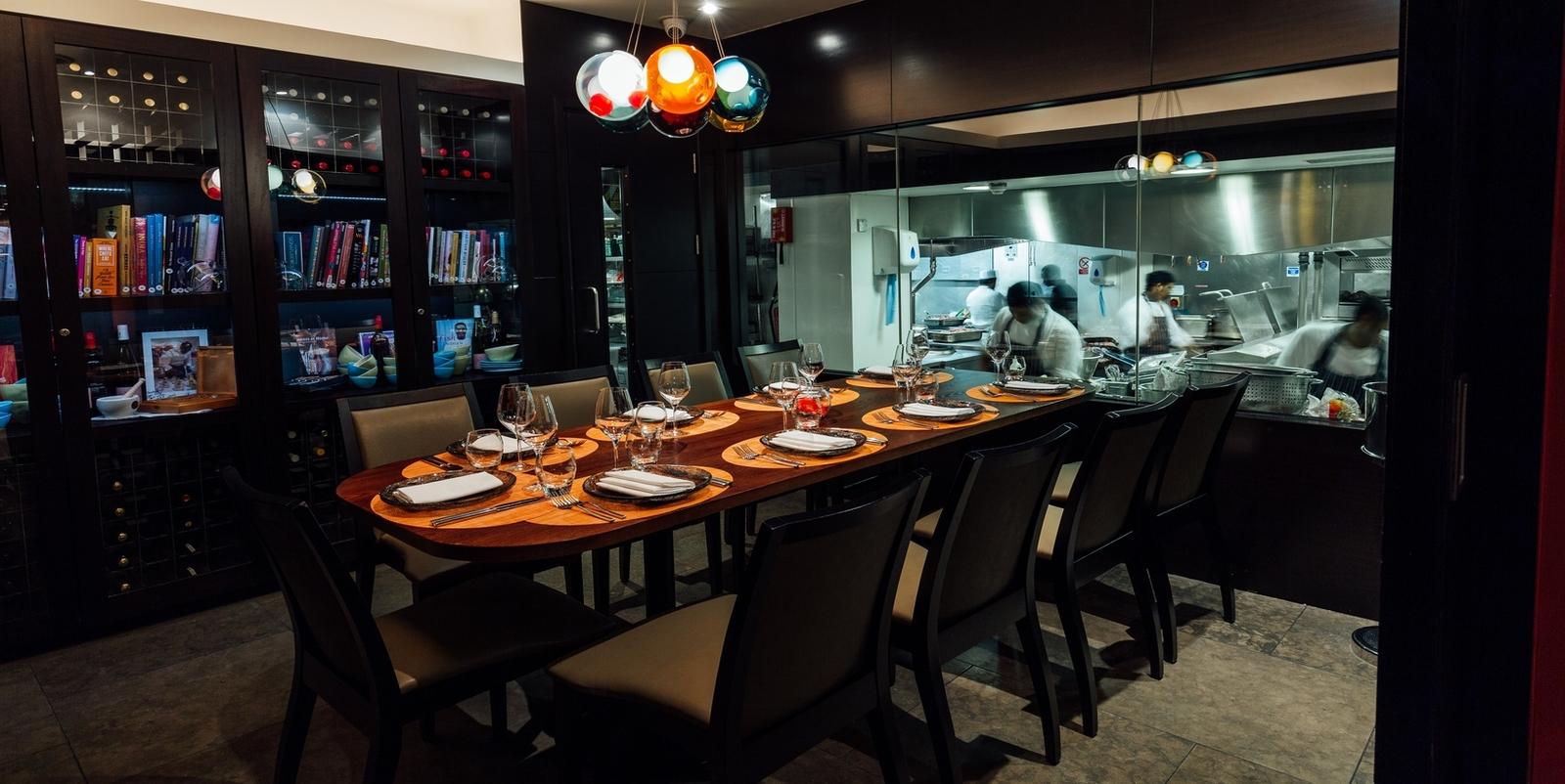 Kitchen Table London Michelin
