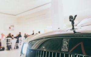 Benares Restaurant Rolls Royce Showroom