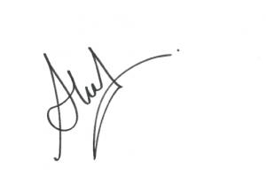 atul signature